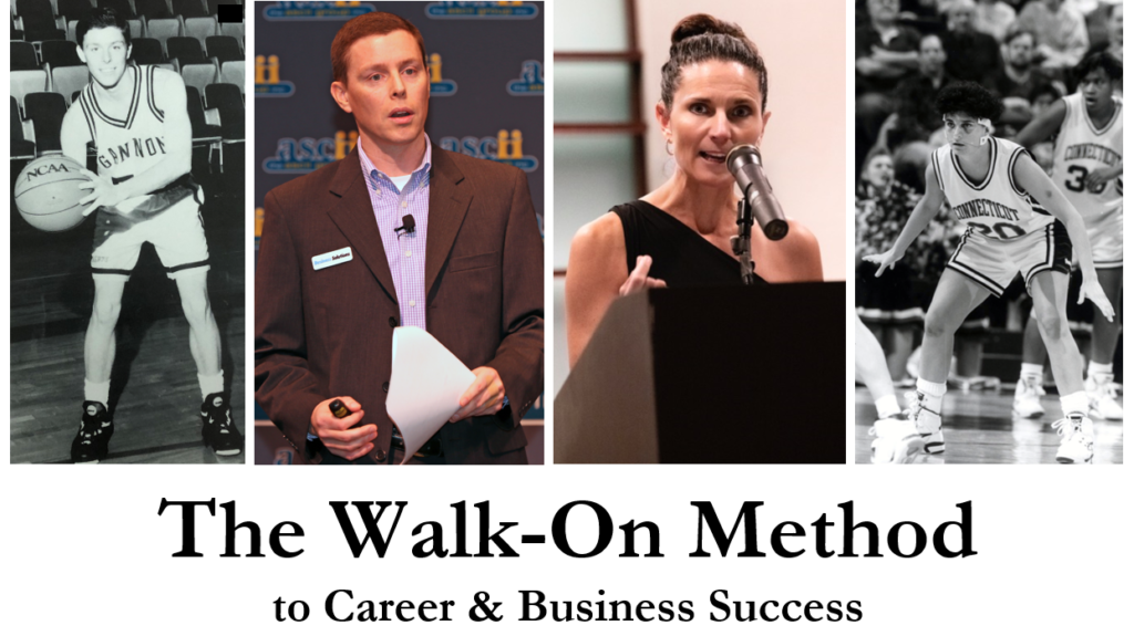 Podcast Guest Appearances: The Walk-On Method