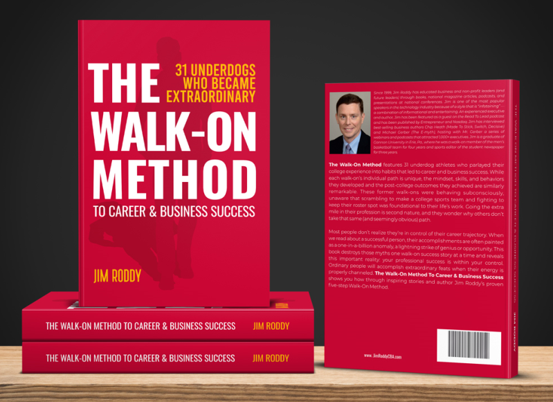 The Walk-On Method To Career & Business Success